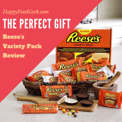 Reese's Variety Box Review