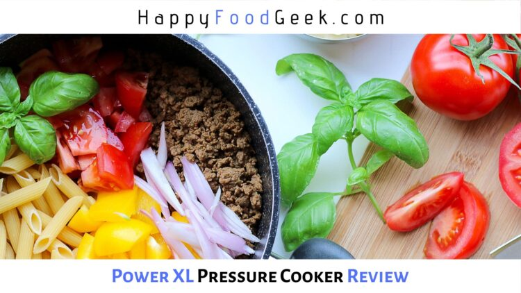 power xl pressure cooker review