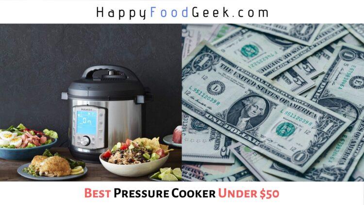 best pressure cooker under 50