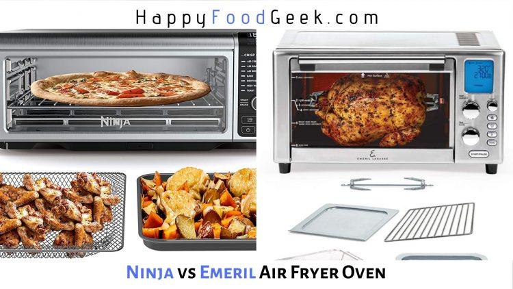 Ninja vs Emeril Air Fryer Oven